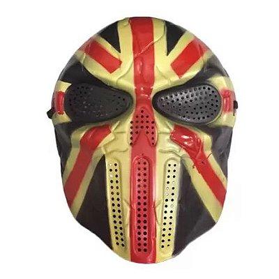 Máscara Caveira Inglesa