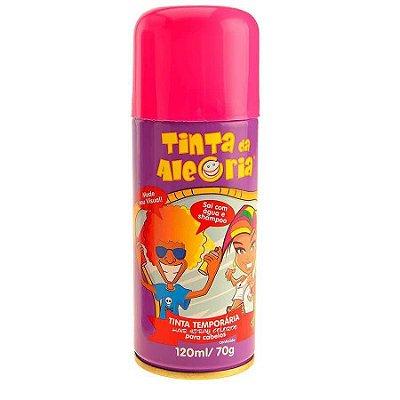 Tinta para Cabelo Rosa - 120 ml