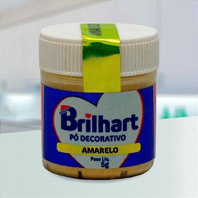 DUPLICADO - Pó de Brilho Cintilante Brilhart 5g Preto