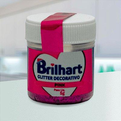 DUPLICADO - Glitter Decorativo Comestível Brilhart 5g - Ouro