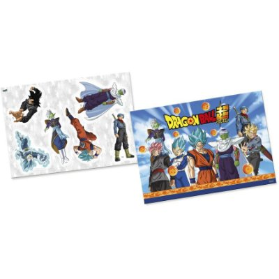 Kit Decorativo Dragon Ball