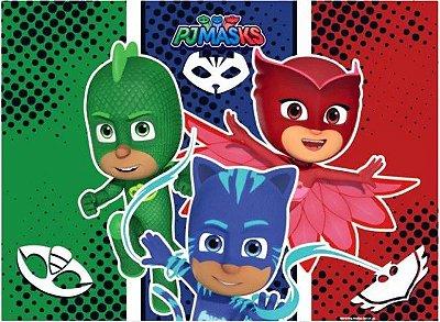 Painel TNT PJ Masks