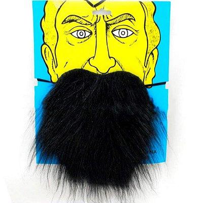 Barba Postiça Preta