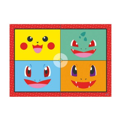 Painel Gigante Pocket Monsters Pókemon