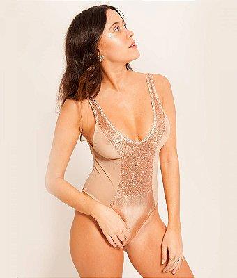 Body Matilda Luxo Rosé