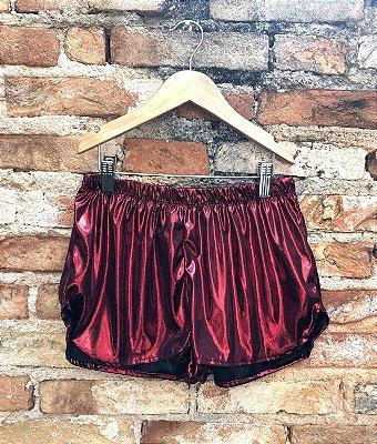 Shorts Abigail Vermelho