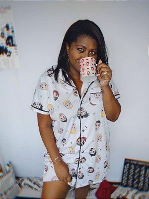 Pijama Camisola Backstreetboys