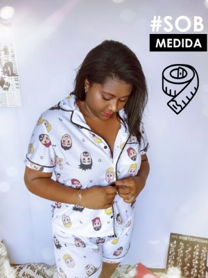 Pijama Conjunto Backstreetboys SOBMEDIDA