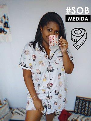 Pijama Camisola Backstreetboys SOBMEDIDA