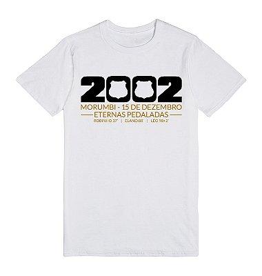 Camiseta Eternas Pedaladas 2002