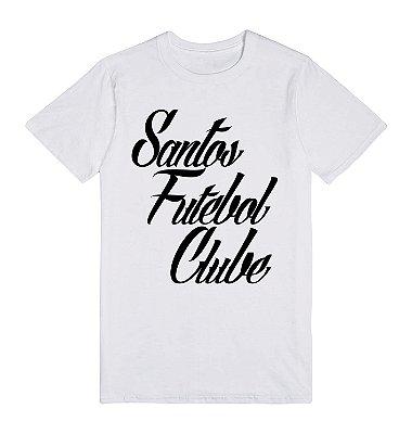 Camiseta Santos Futebol Clube