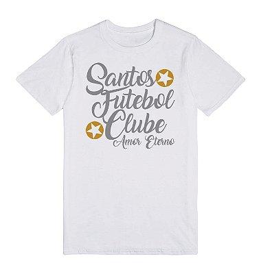 Camiseta Santos Amor Eterno