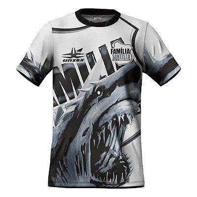 Camisa Família Santista Tubarão