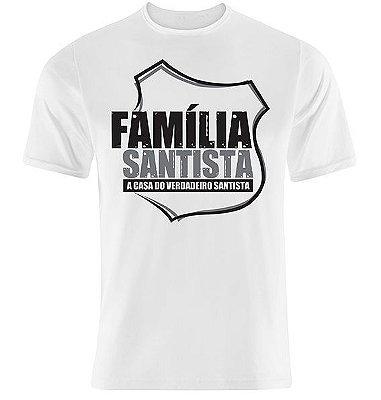 Camiseta Família Santista Oficial