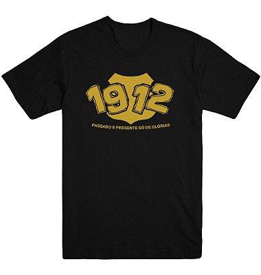 Camiseta do Santos FC 1912