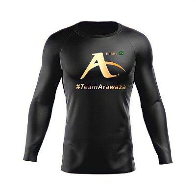 Camiseta (second skin) #TeamArawaza