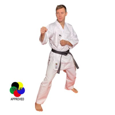 KIMONO LIGHTWEIGHT ADULTO WKF APPROVED