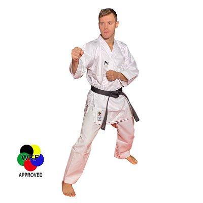 Kimono Lightweight ADULTO - WKF APPROVED (Faixa Branca Inclusa)