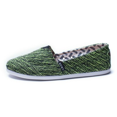 Alpargata Liker Sport Fashion Green