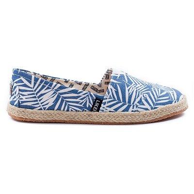 Alpargata Liker LIV17400 Azul