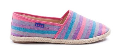 Espadrille Liker Rainbown LIPF1640