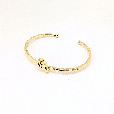 Bracelete Nó Ouro