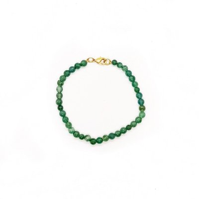 Pulseira jade verde
