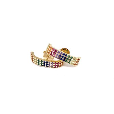 Earhook Rainbow