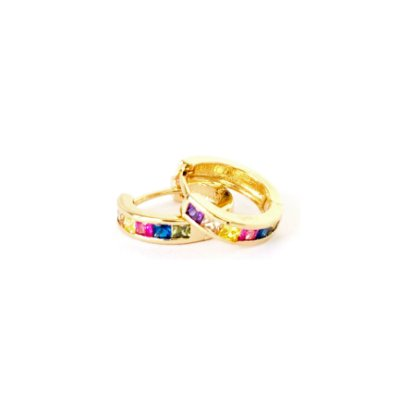 Argola Rainbow