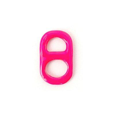 Pingente Tampa Rosa Pink