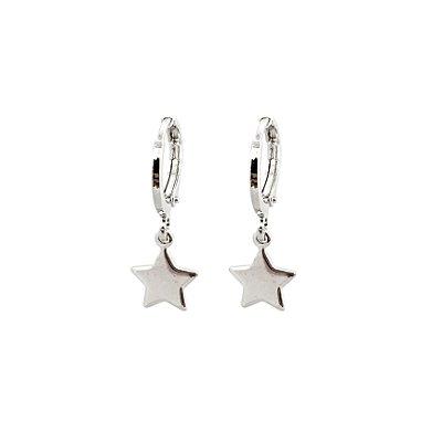 Argola com Estrela