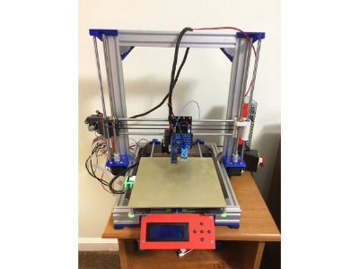 Impressora 3D - Graber Metal - KIT