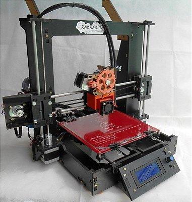 Impressora 3D GRABER-S - Kit completo para montagem
