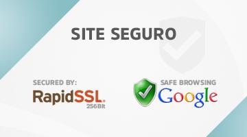 Banner - site seguro