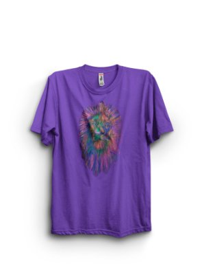Camiseta Artesanal Lion I