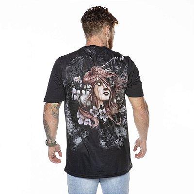 Camiseta Águia Mulher