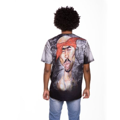 Camiseta Premium 2Pac