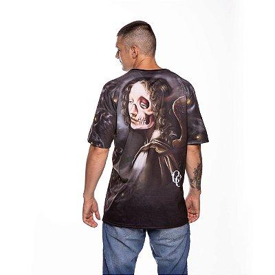 Camiseta Premium Anjo Caído