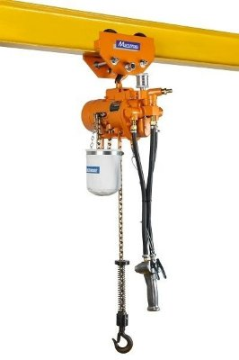 Talha Pneumática MODELO TBR-100 MCPE - 1.000 kg