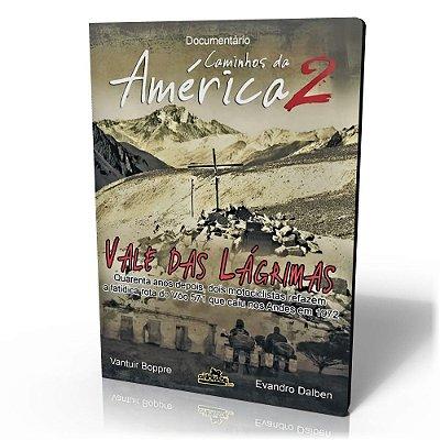 DVD Caminhos da América 2