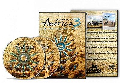 DVD Caminhos da América 3