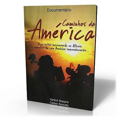 DVD Caminhos da América 1
