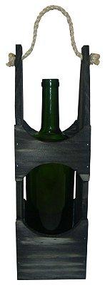 Maleta de Madeira para Garrafas de Vinho ou Espumante