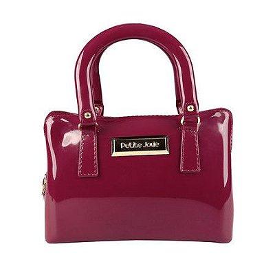 Bolsa Mini Bag Bordô Petite Jolie
