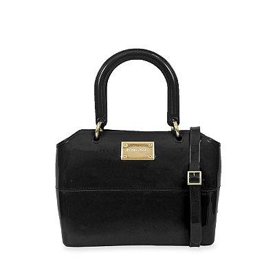 Bolsa Zip Bag Preta Petite Jolie