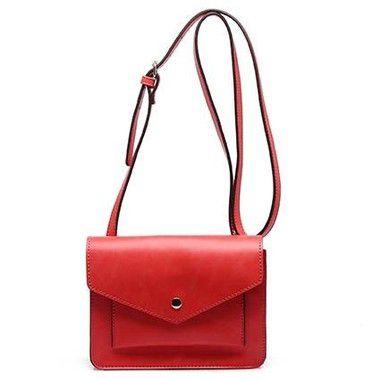Bolsa Pequena Vermelha Seanite