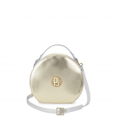 Bolsa Round Bag Ouro Petite Jolie