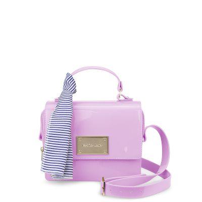 Bolsa Box Bag com Laço Petite Jolie