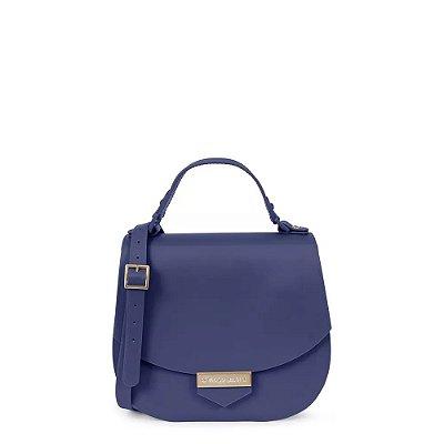 Bolsa Saddle Bag com Fivela Petite Jolie