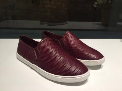 Tênis Slip On Bordô Arez